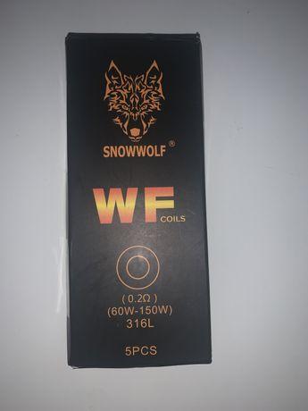 Pudełko po e papieros snowwolf