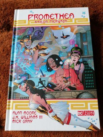"Komiks ""Promethea t.1"" Alan Moore"