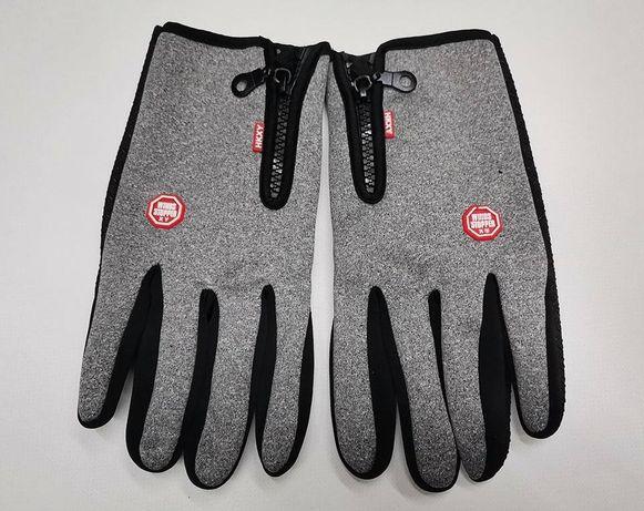 перчатки зимние теплые windstopper + сенсорные для телефона