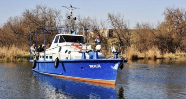 Увлекательная морская рыбалка в Затоке