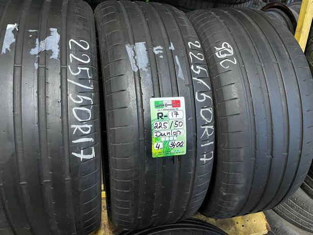 Шины Dunlop 225/50 R17 225/50/17