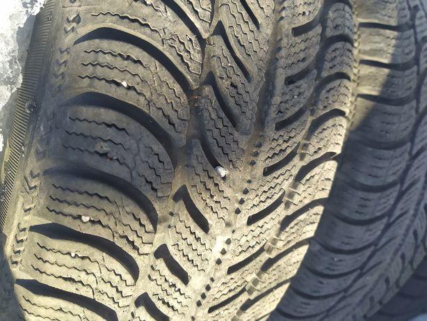 Колесо в сборе форд Зимняя резина 185-65-14 M+S на дисках, обмен