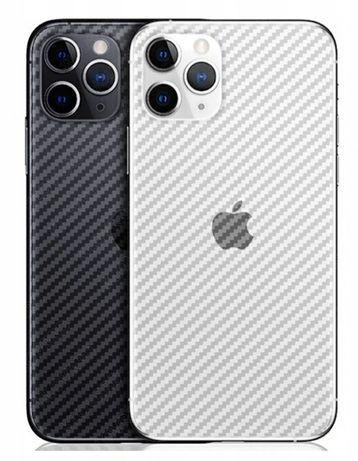 Folia ochronna/naklejka tył telefonu, iPhone/Samsung/Xiaomi_ STRUMIEŃ