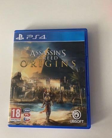 assasin creed origins ps4 PL