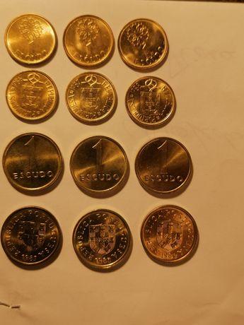 150 moedas republica portuguesa todas diferentes