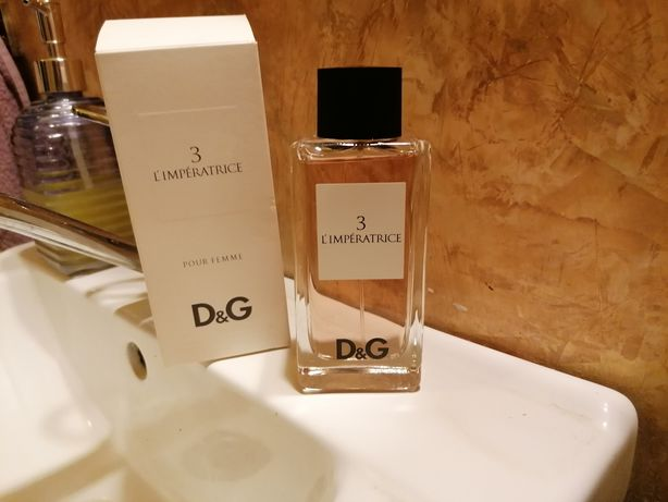Perfumy damskie D&G