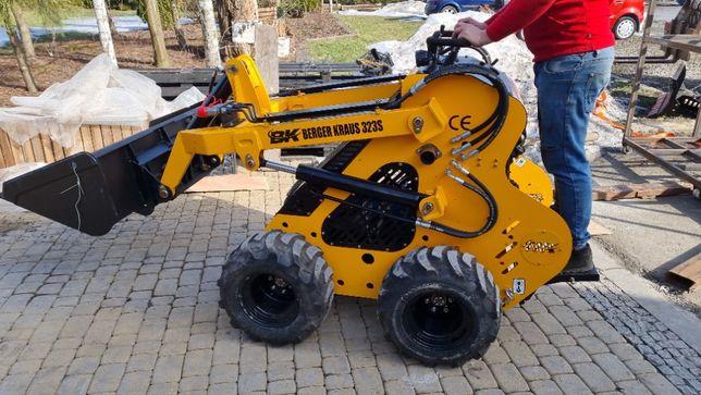 Nowa Mini ładowarka kołowa 323S BRIGGS & STRATTON 23KM ogrodowa