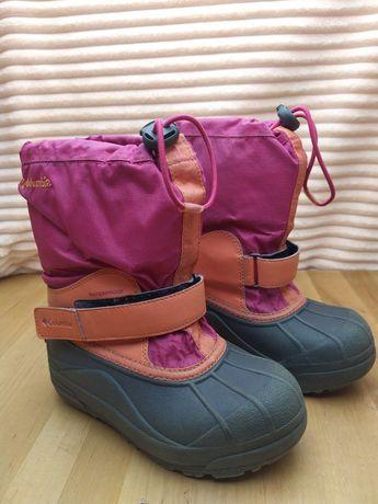 Сноубутсы, ботинки Columbia