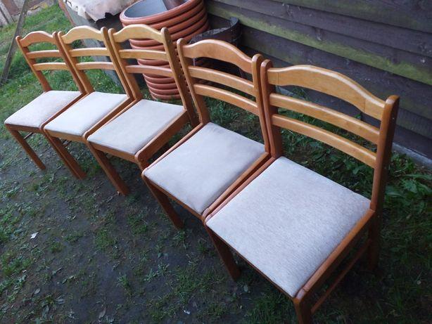 4 Krzesła sprzedam