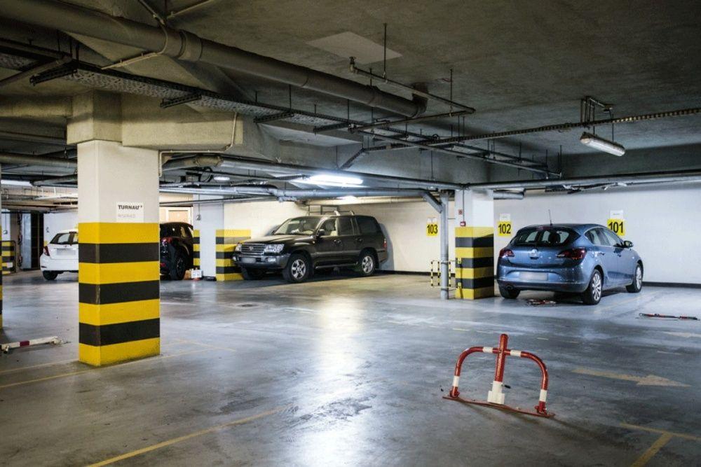 Miejsce postojowe na parkingu podziemnym Angel City wynajmę Kraków - image 1