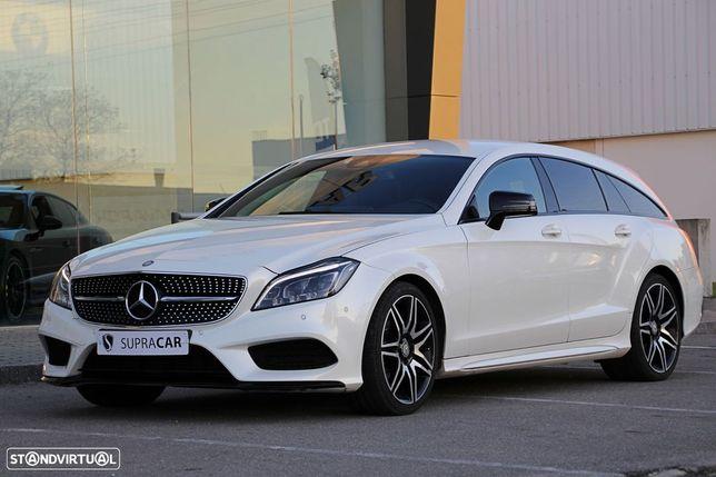 Mercedes-Benz CLS 220 AMG