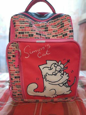 портфель, рюкзак Simon's Cat