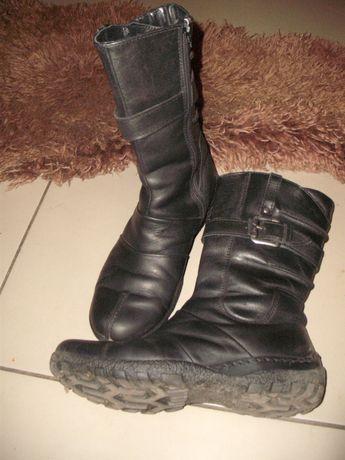 skórzane buty Rhode