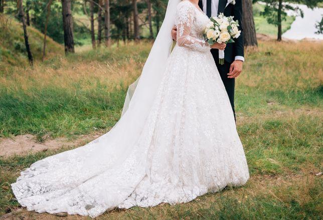 Весільна сукня для принцеси