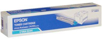 Toner Epson Aculaser C4200 Azul