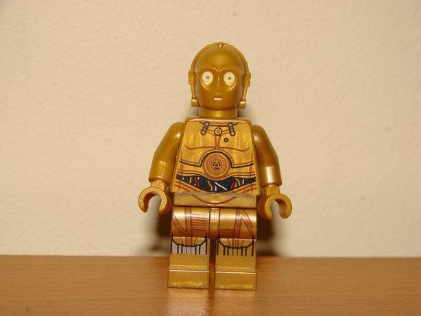 Figurka Lego NOWA Star Wars 75059 droid C3PO oryginał