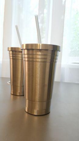 Модный стакан термос на 473 ml