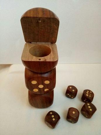 Кости, кубики игральные