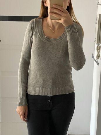 Sweter z angorą Zara rozm. S