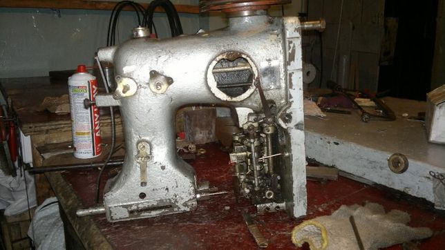 Ремонт мешкозашивочных машин