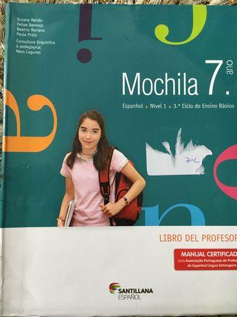 Espanhol - Mochila 7
