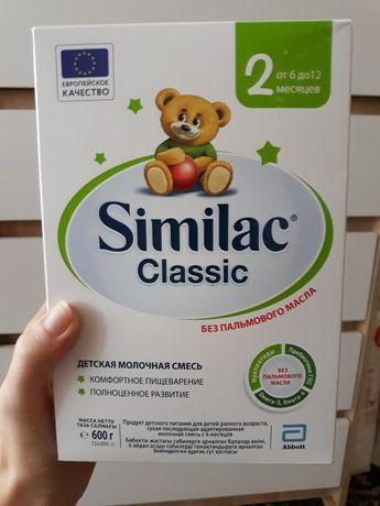 Адаптированная молочная смесь Similac Classic 2