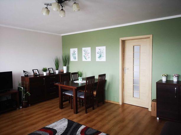 Mieszkanie 59,6m2, 3 pokoje z trzema balkonami