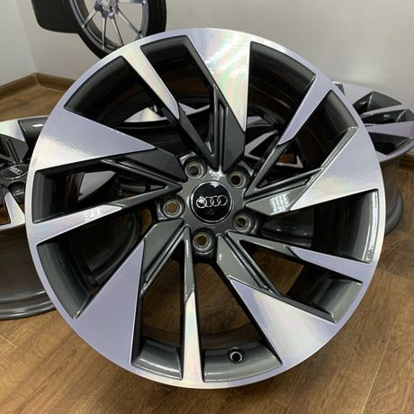 Оригинальные диски Audi A3, S3, Q3 5х112 R18! VW, Skoda! 8Y0601025BB