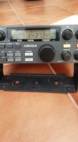 Rádio cb / amador president lincoln