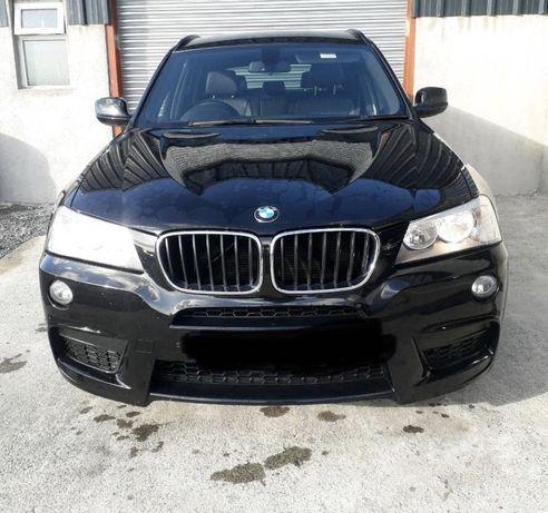 BMW X3 F25 2.0d N47T по запчастинах,розбір,Бмв х3 ф25 2.0д Розборка
