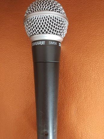 Мікрофон Shure sm 58,