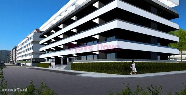 Apartamento T2 próximo da Praia da Granja em Gaia - Ed. Forbes Garden
