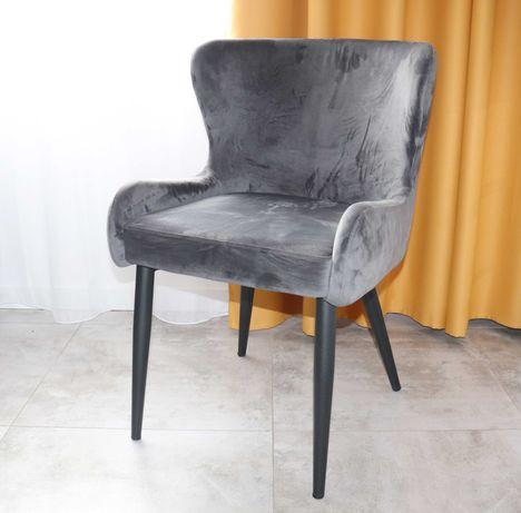 Zestaw 6 szt. krzeseł / foteli do salonu