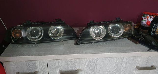Lampy przednie bmw e39