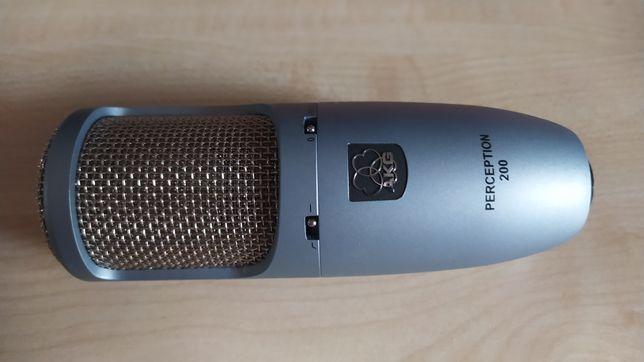 Продам AKG 200 студийный микрофон