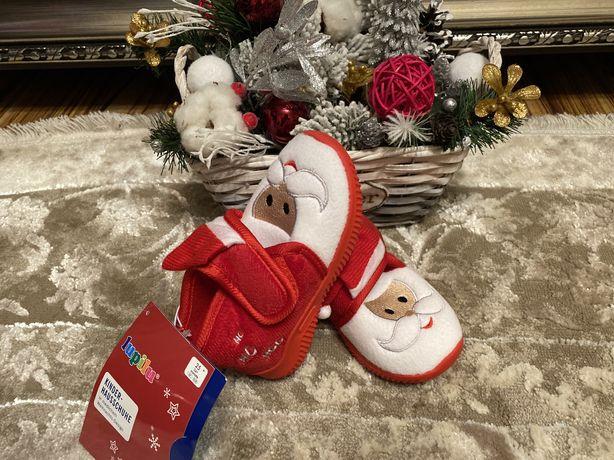 Тапки кімнатні , новорічні