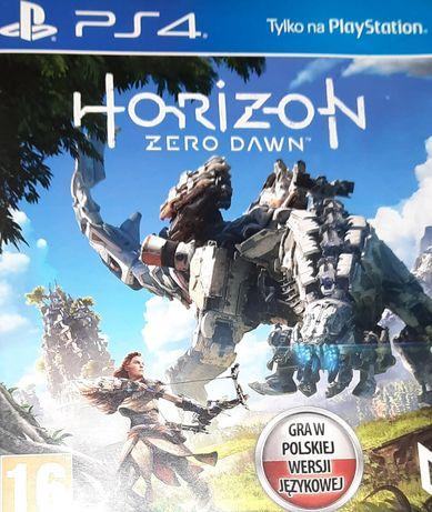 Gra ps4 Horizon Zero Dawn PL