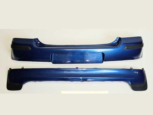 Zderzak tylny kpl Toyota Yaris I 2000r-2003r