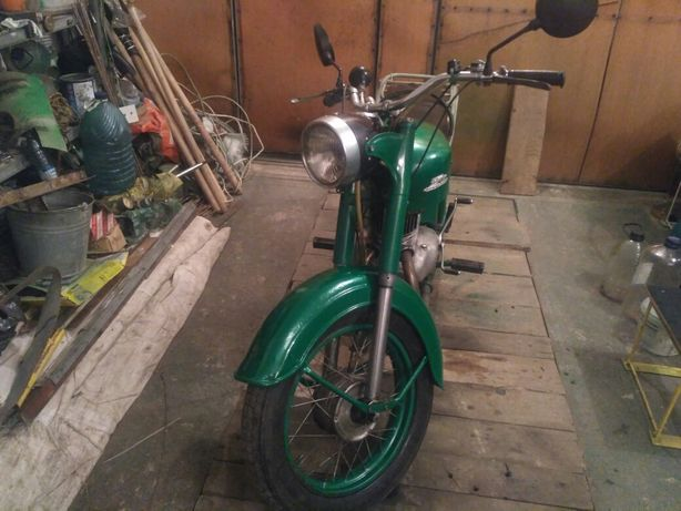 Прадам мотоцикл 175 куб