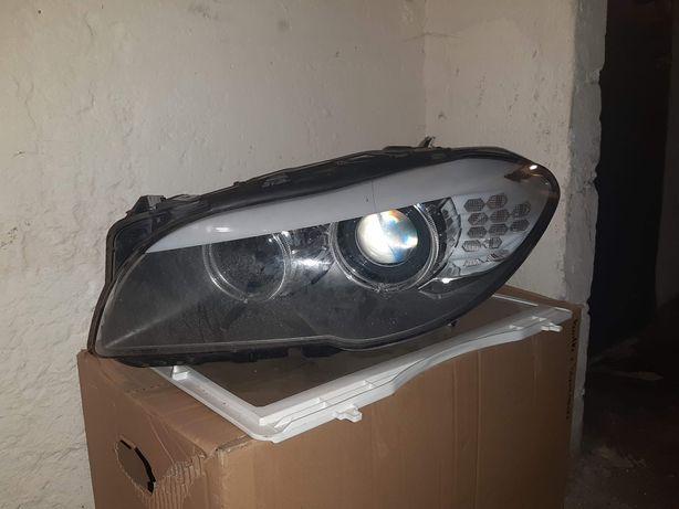 BMW f10 reflektor bixenon skrętny lewy