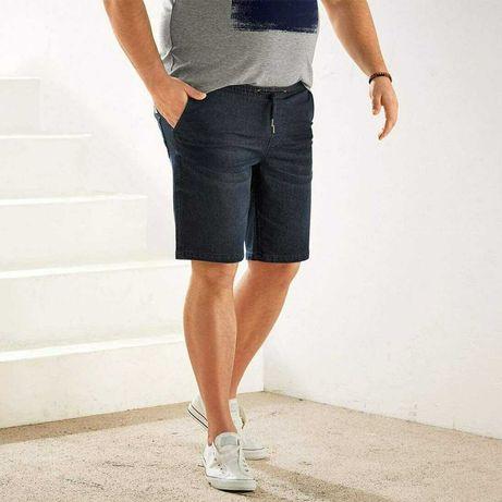 Джинсовые шорты мужские батал большой размер 64, Германия