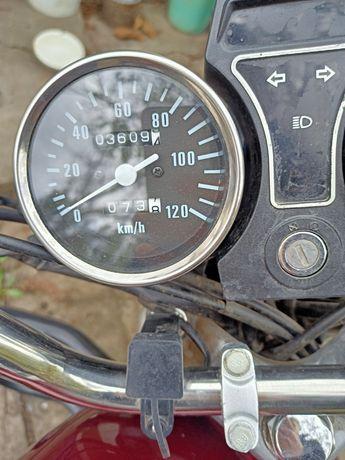 Продам мотоцикл Мустанг альфа 125