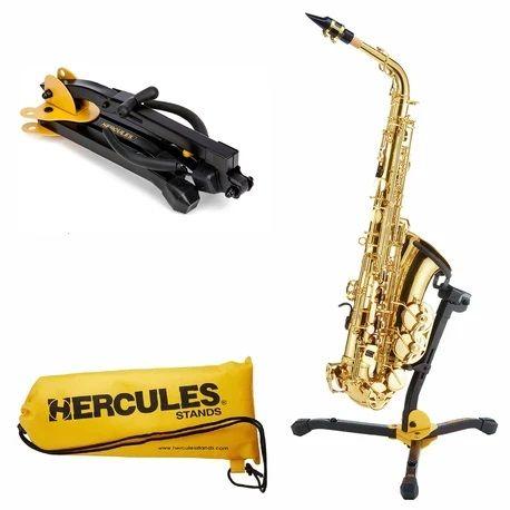 Statyw stojak saksofon alt tenor Hercules DS630BB
