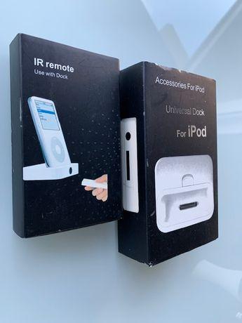Universal Dock for iPod z pilotem