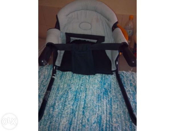 Cadeira de Bebe de Mesa Dobravel