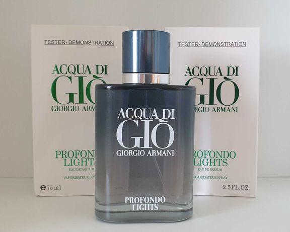 Giorgio Armani - Acqua Di Gio Profondo Lights - 75ml