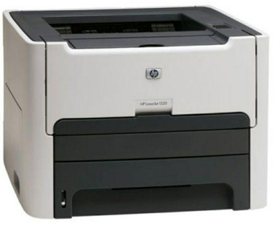 Лазерный принтер Hp LaserJet 1320 с двусторонней печатью