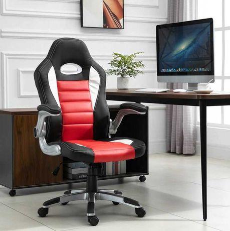 Cadeira De Escritório Ergonómica Com Rodas