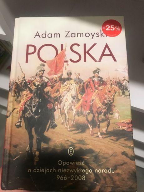 Adam Zamoyski - Polska / jak nowa!