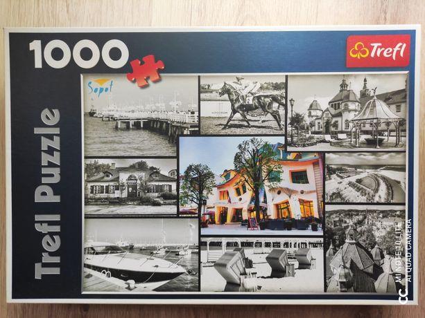 Puzzle 1000 wysyłka 1zl